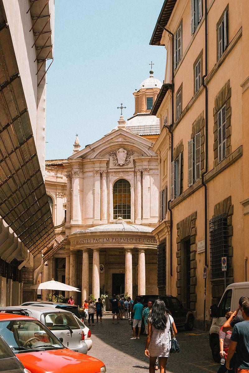 罗马作为灵感之源